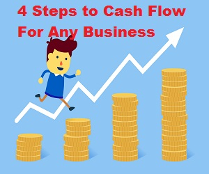 4 Simple Steps to Cash Flow in Any Business
