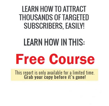 Get this Free Course Now